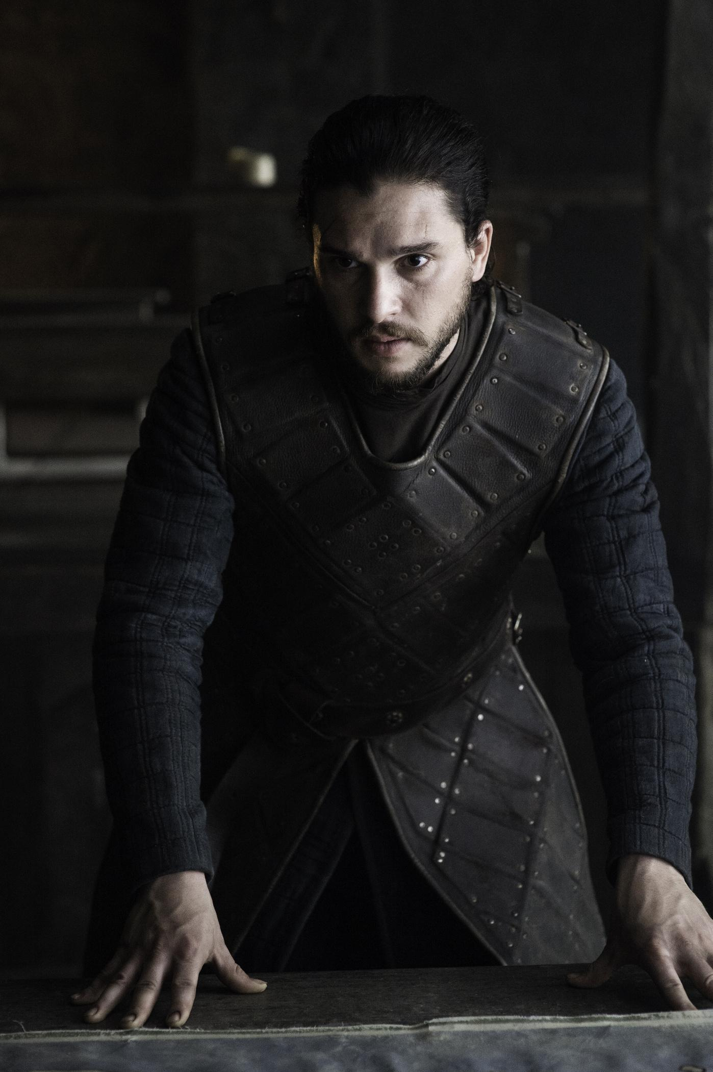Photo: Kit Harington as Jon Snow Credit: Helen Sloan/HBO