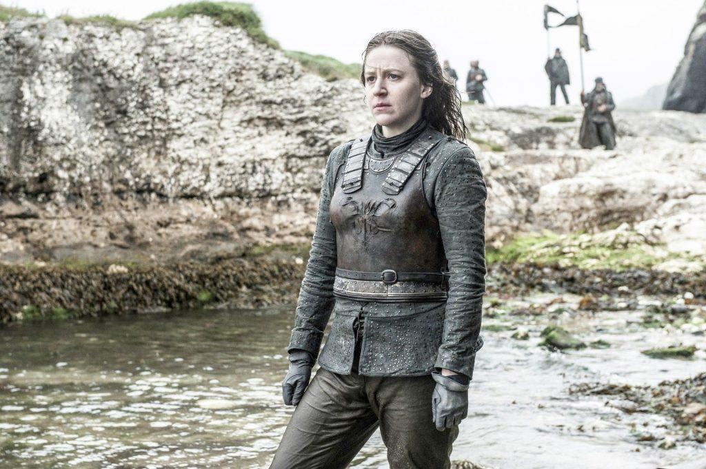 "Yara Greyjoy in ""Home"""