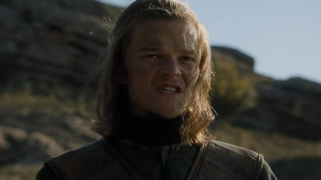 Robert Aramayo plays the young Ned Stark in GoT. Would he return in a spinoff series?