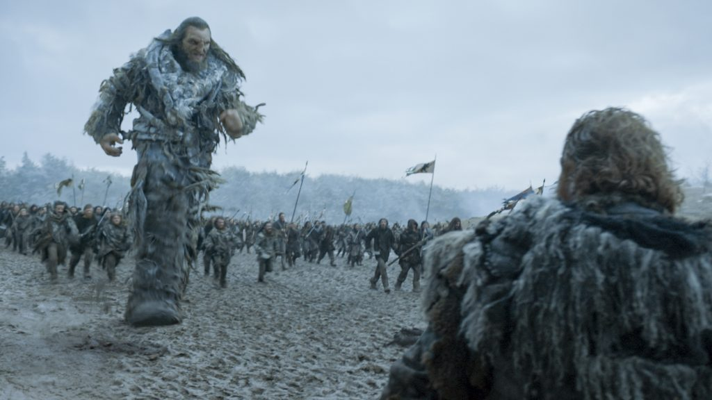 Pictured: Ian Whyte as Wun Wun Credit: Courtesy HBO