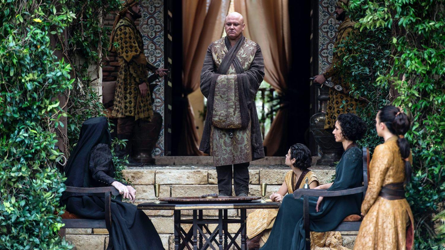 "Varys forges a Tyrell-Dornish alliance under Daenerys in ""The Winds of Winter"""