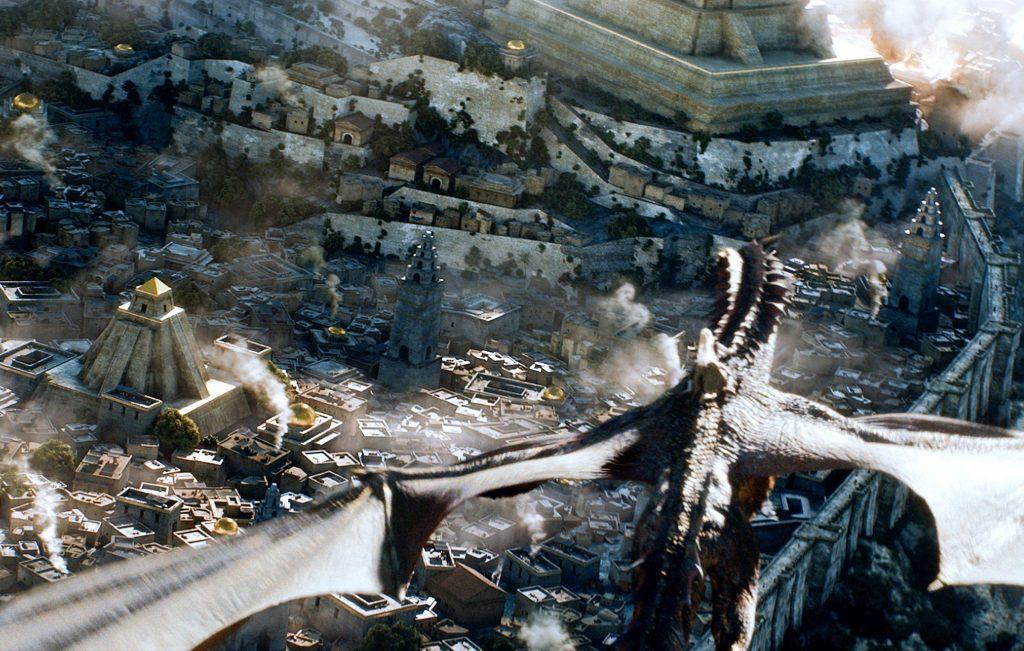 Meereen dragons