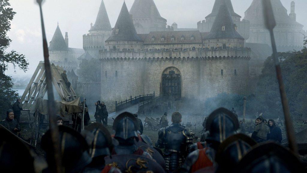 Siege Riverrun