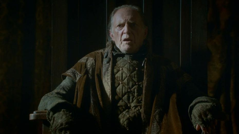 An adolescent Walder Frey makes a cameo appearance in one of the Dunk & Egg stories. Is it wrong to want to see boy Walder smacked around a little?