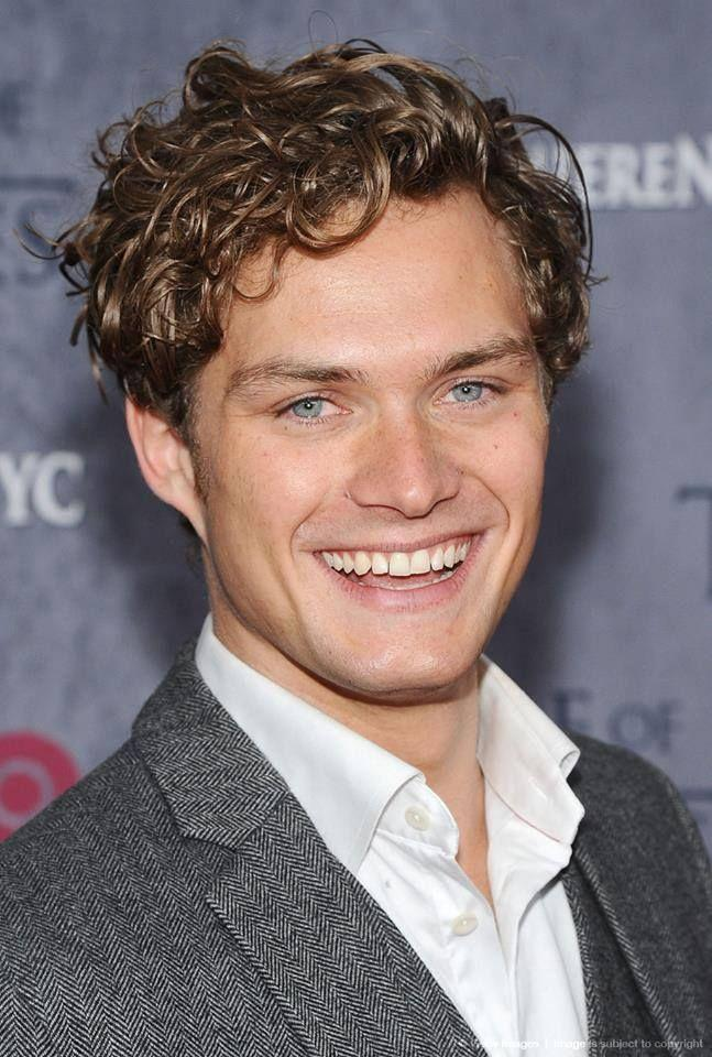 Curtain Call: Finn Jones | Watchers on the Wall | A Game ...