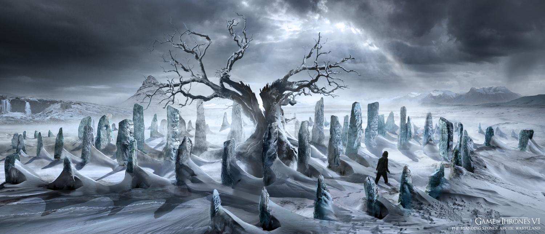 The Concept Art Of Game Thrones Season 6 Part 2
