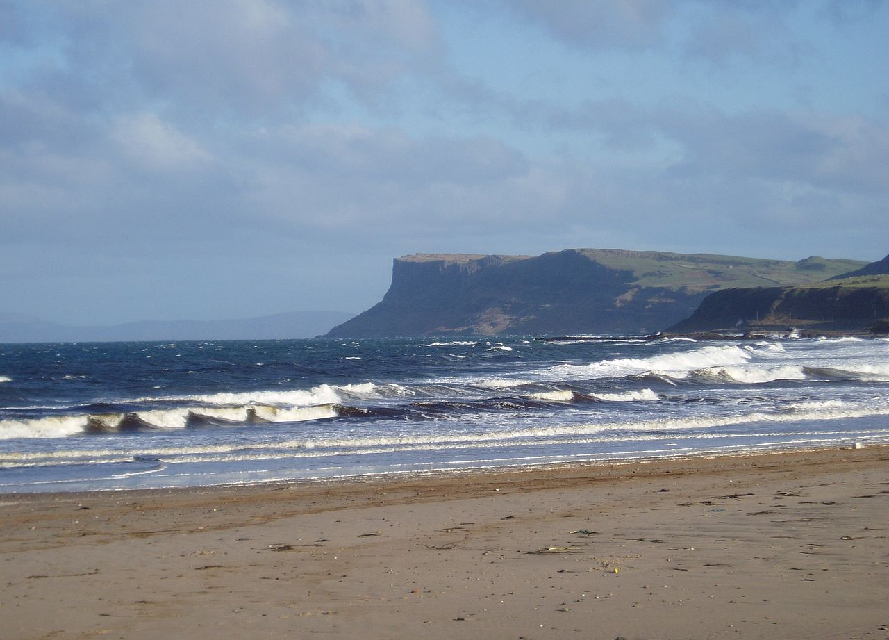 Fair Head. Photo: Wikipedia/Steve Cadman
