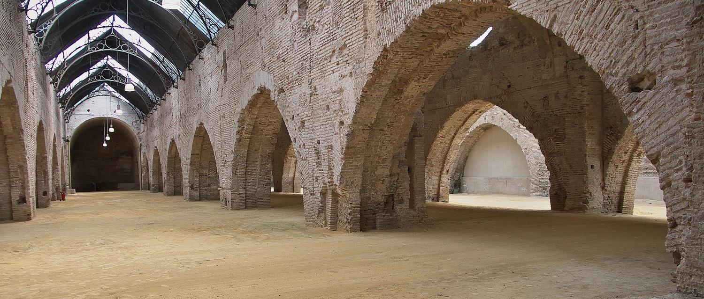 Andalucía - Sevilla - Atarazanas 1