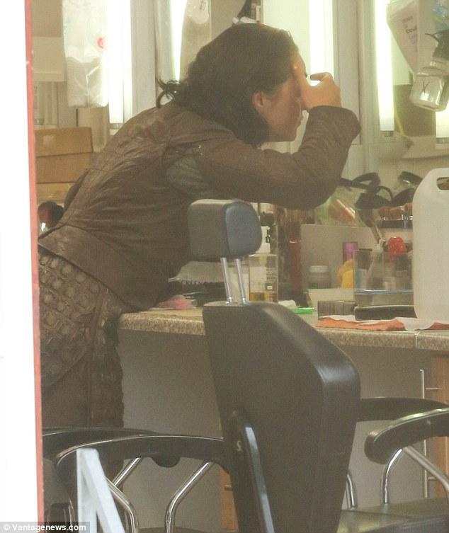 maisie williams season 8 filming arya