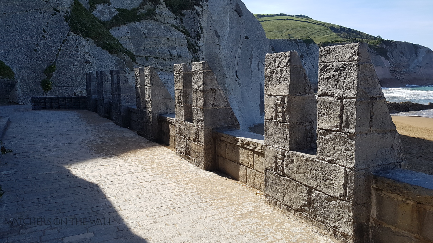 Exclusive News And Photos From Game Of Thrones In Zumaia Watchers