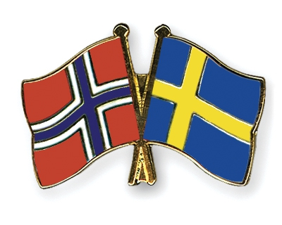 Flag-Pins-Norway-Sweden