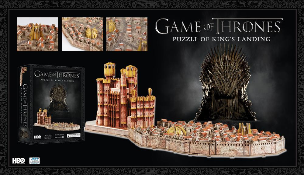 Kings Landing puzzle