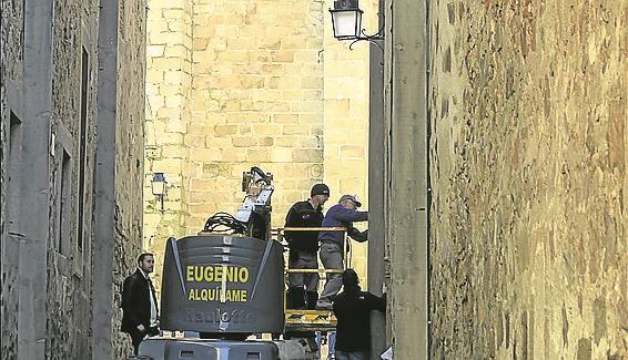 Photo: FRANCIS VILLEGAS / El Periódico Extremadura