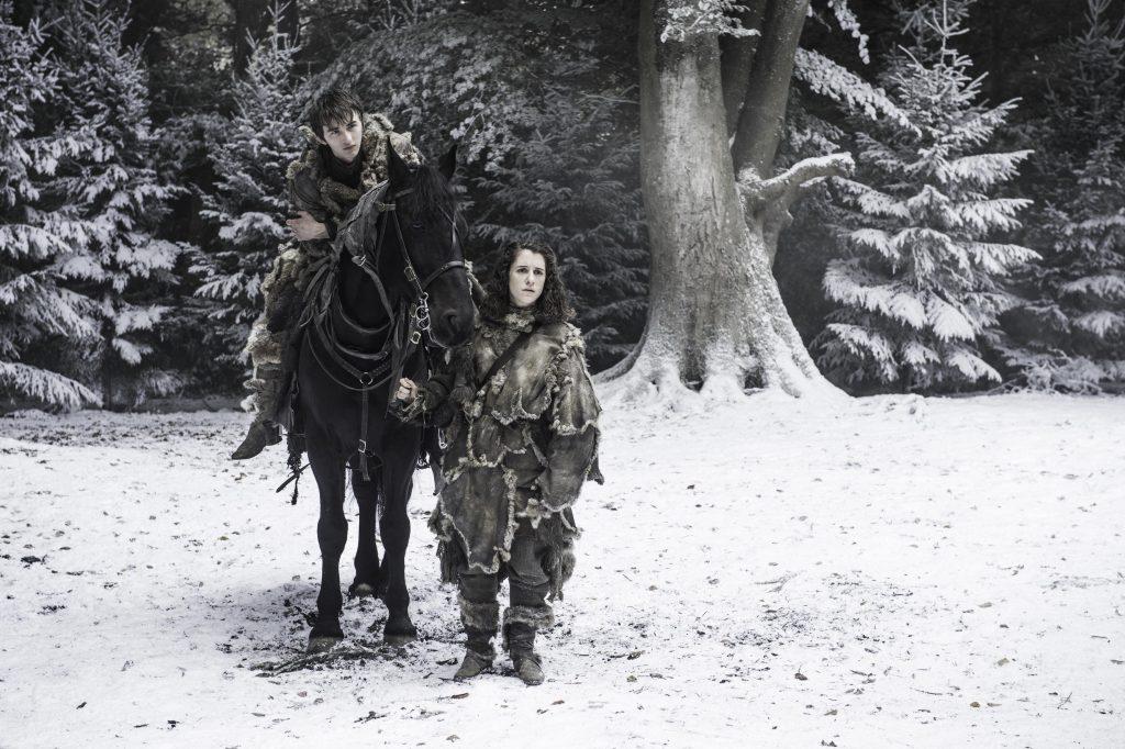 Meera & Bran, Season 6