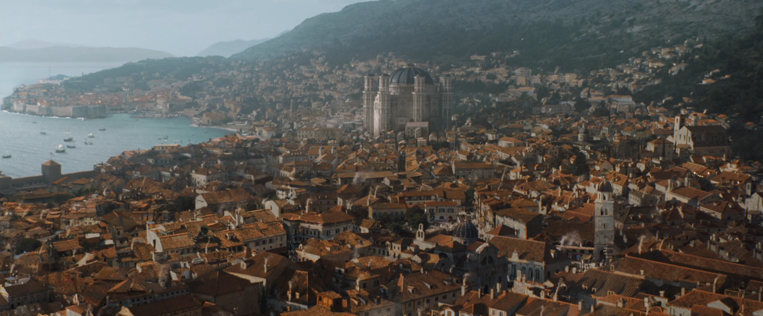 "King's Landing in Season Six, ""The Winds of Winter"""