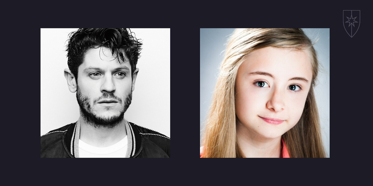 iwan rheon and kerry ingram to appear at con of thrones watchers
