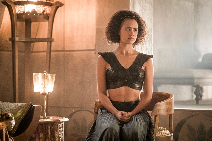Missandei Nathalie Emmanuel Game of Thrones S6E2