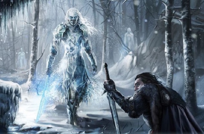 White Walkers Jon Snow