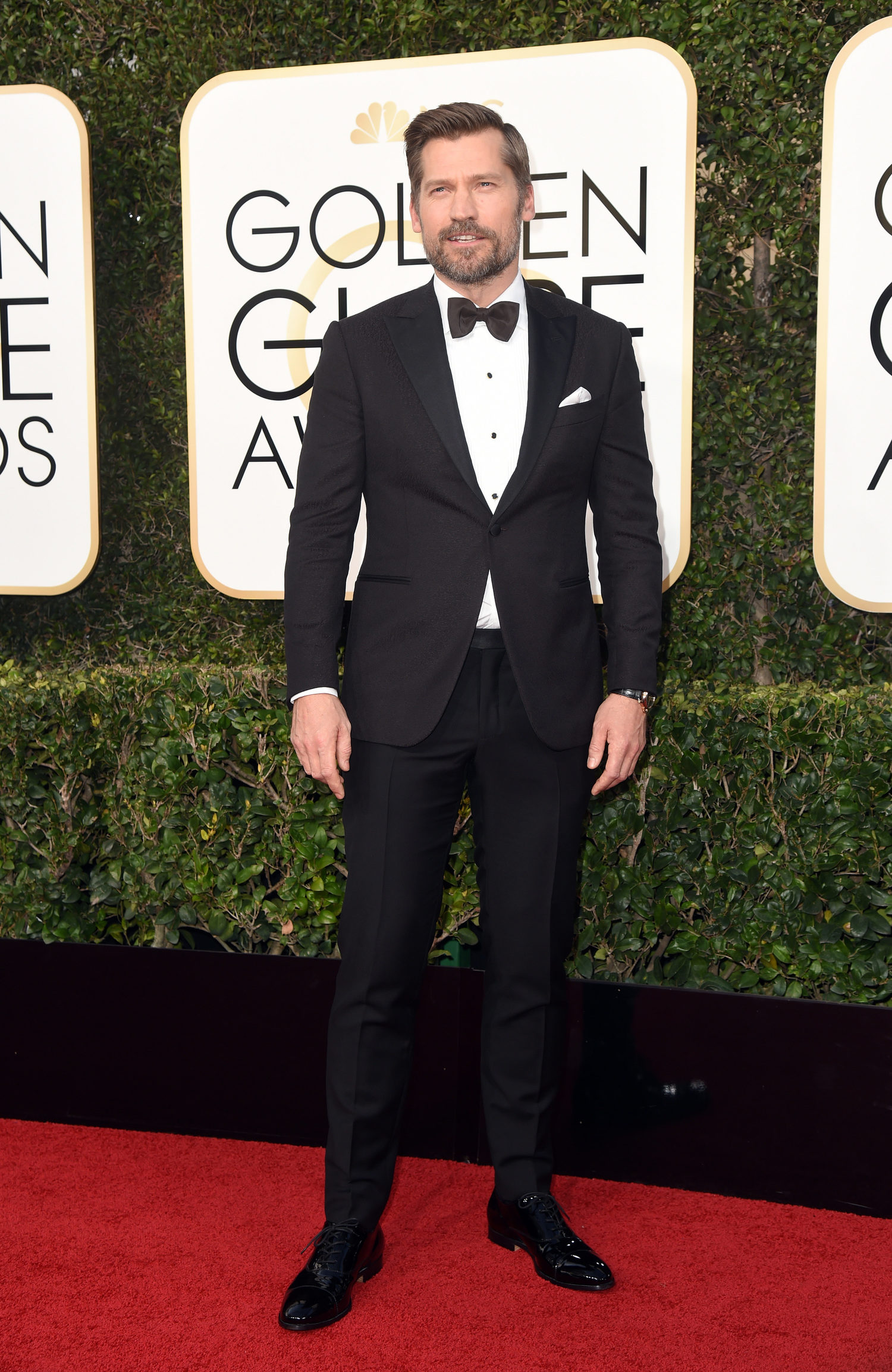 nikolaj-coster-waldau at the golden globes