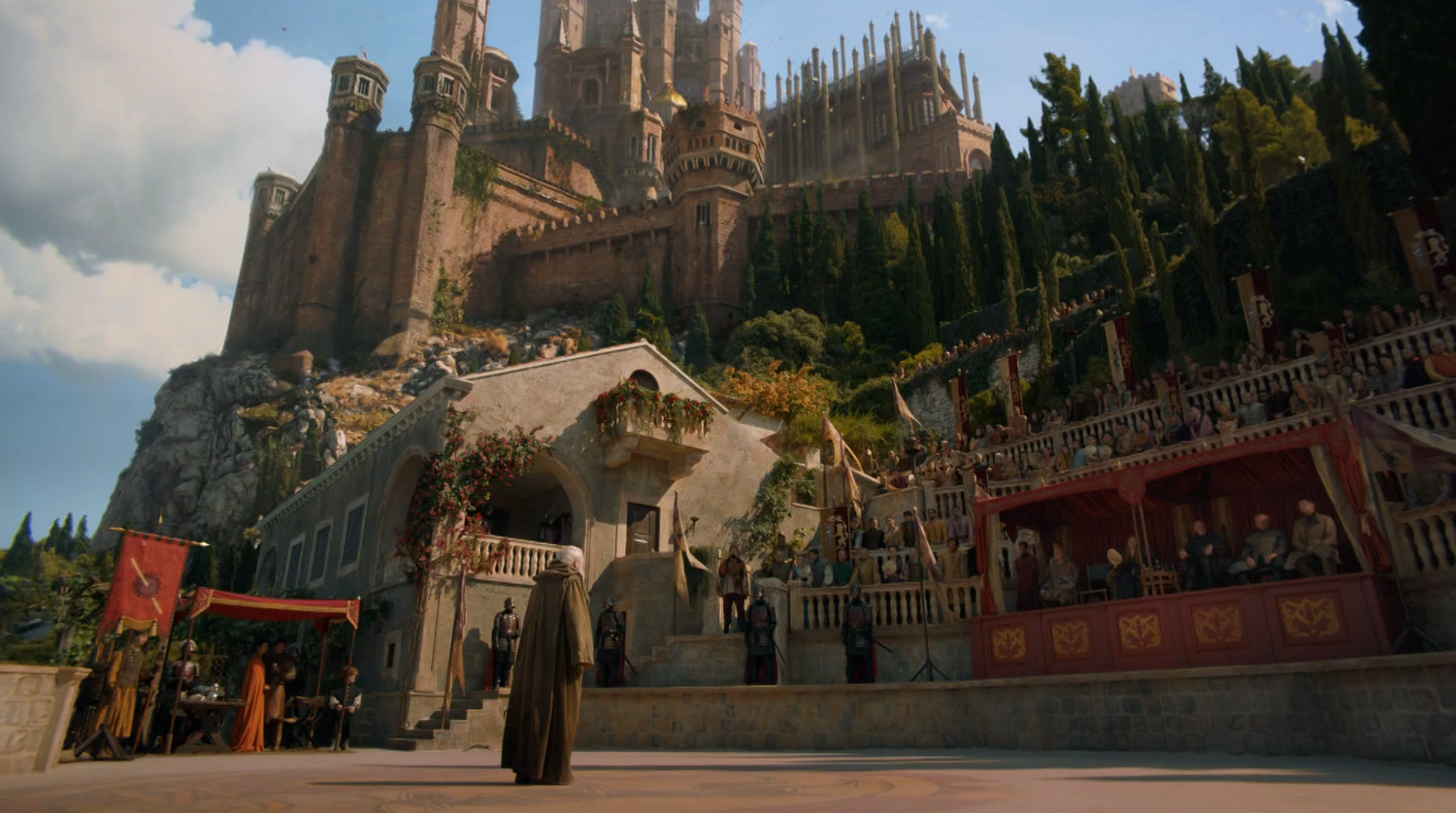 King's Landing Red Keep (North) 4x08