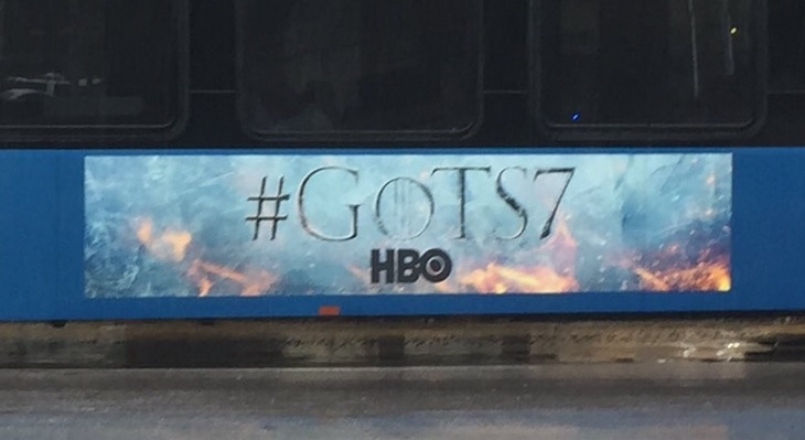 game of thrones season 7 poster
