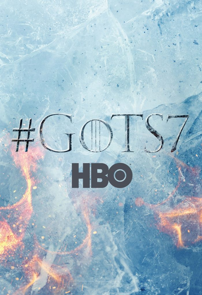 Galerry First Teaser Poster for Game of Thrones Season 6
