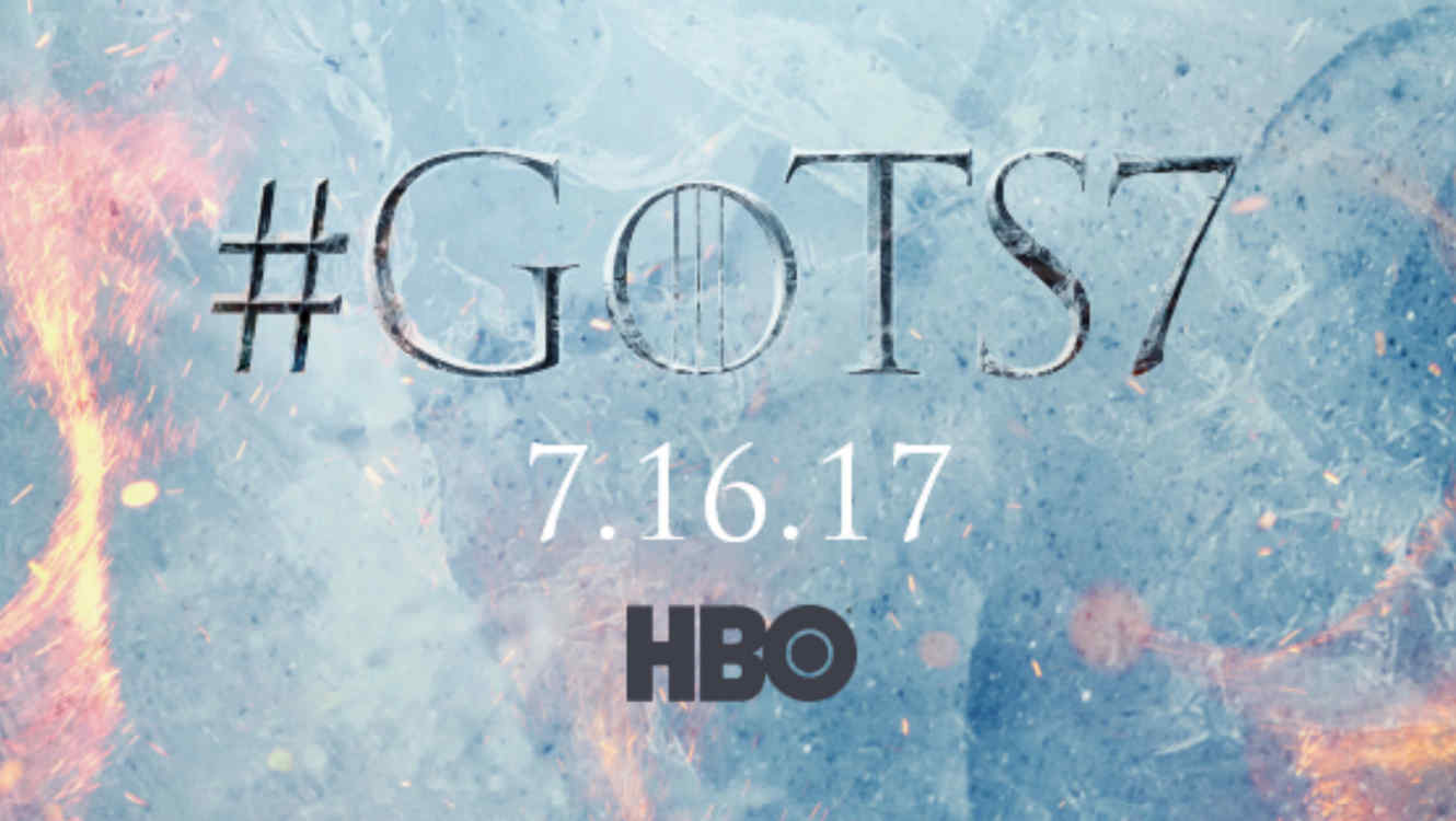 Game of Thrones Season 7 Premiere Date Announcement