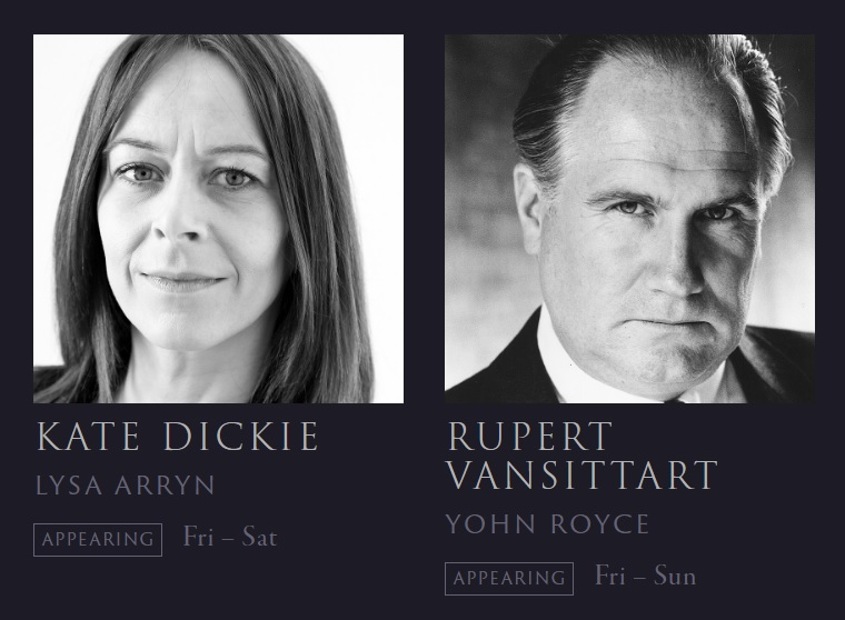 Kate Dickie Rupert Vansittart
