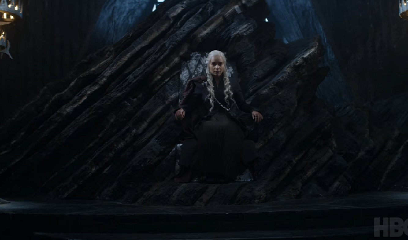 daenerys dragonstone throne room