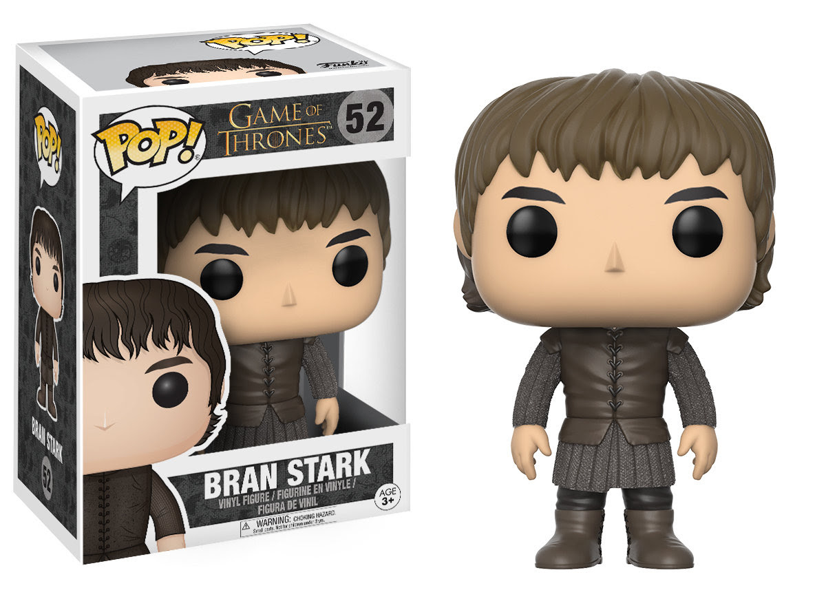 Game of Thrones Funko Pop Bran Stark