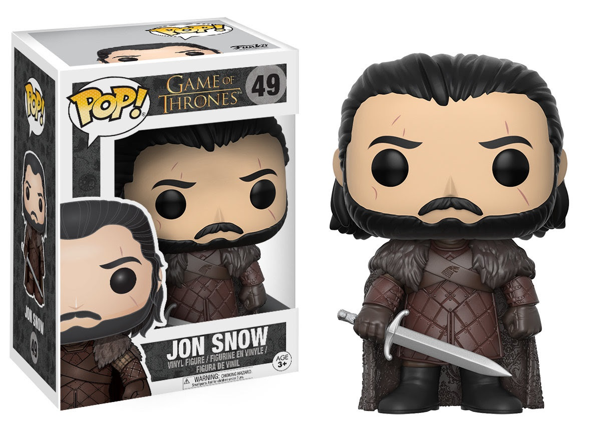 Game of Thrones Funko Pop Jon Snow