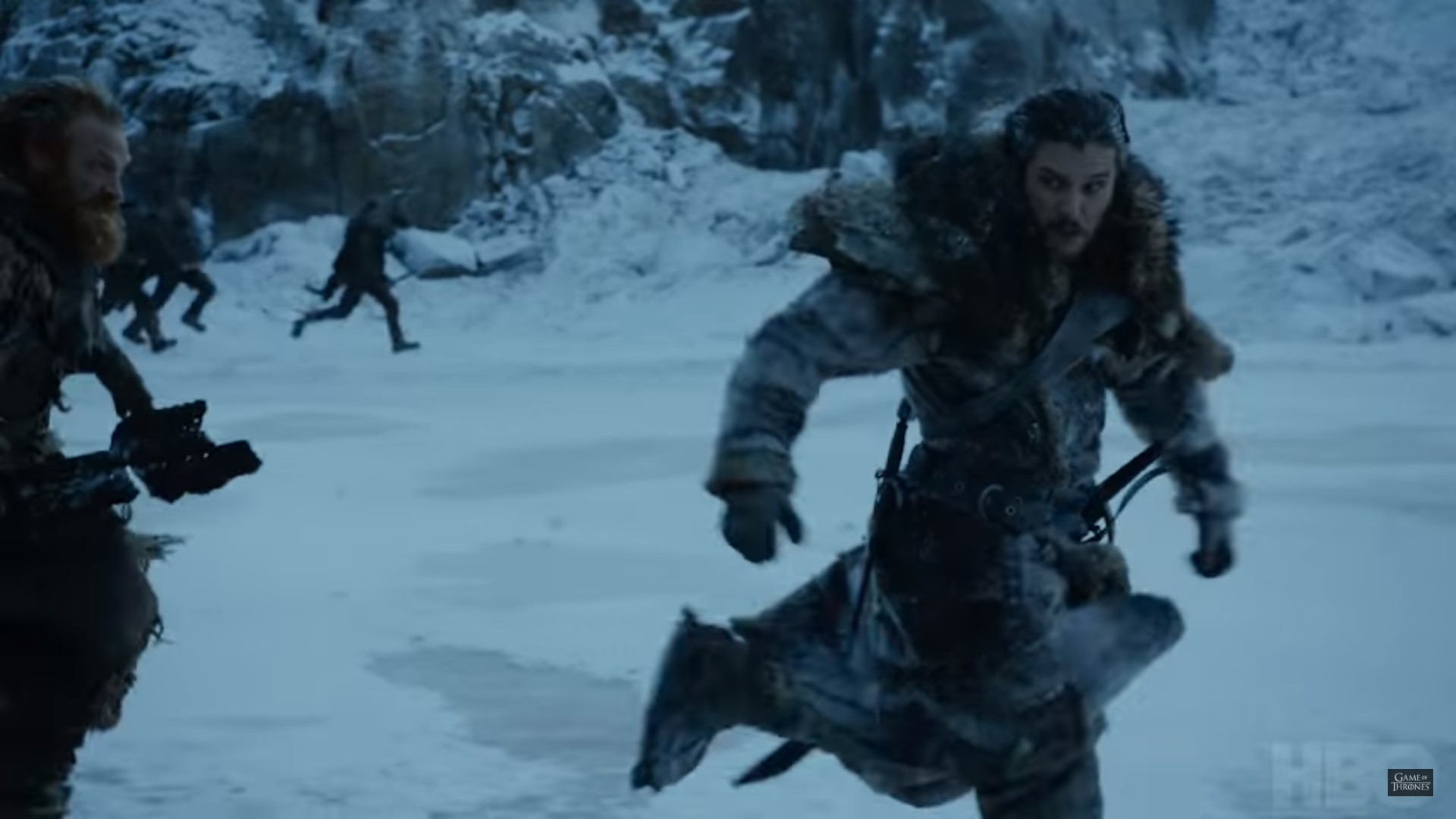 Jon Tormund hunt