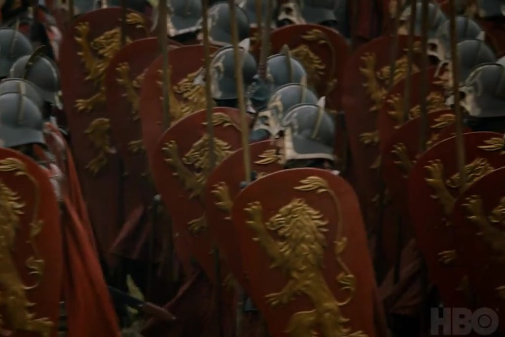 lannister soldiers
