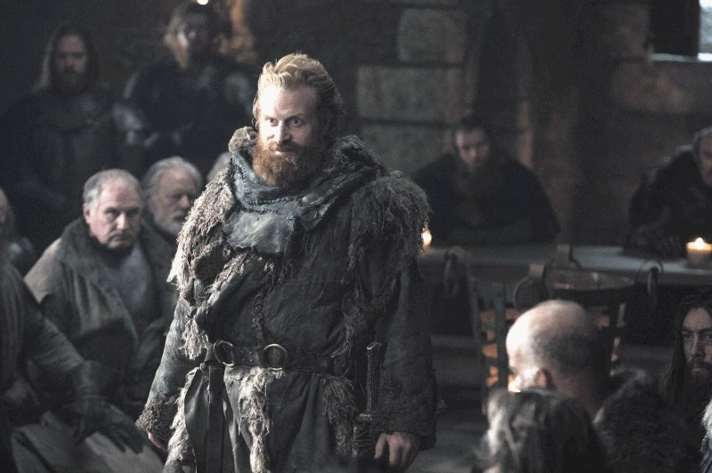 Kristofer Hivju as Tormund. Photo: HBO / Helen Sloan