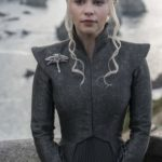 Emilia Clarke as Daenerys. Photo: HBO / Helen Sloan