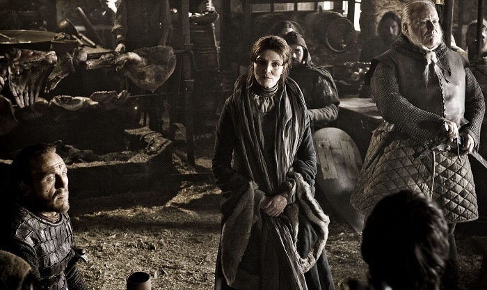 Catelyn Arrests Tyrion