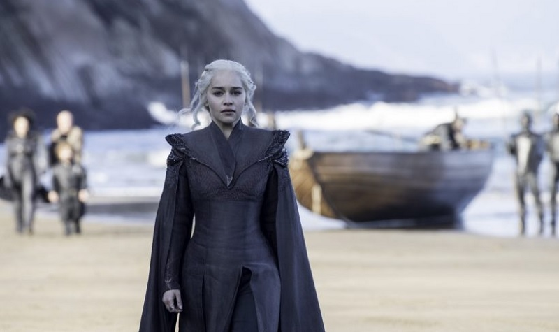 Daenerys lands