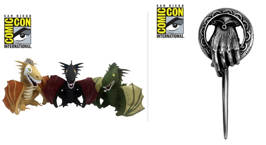 Factory Entertainment SDCC Exclusives Game of Thrones