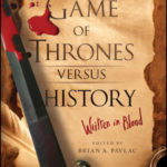 Game of Thrones Written in Blood Cover