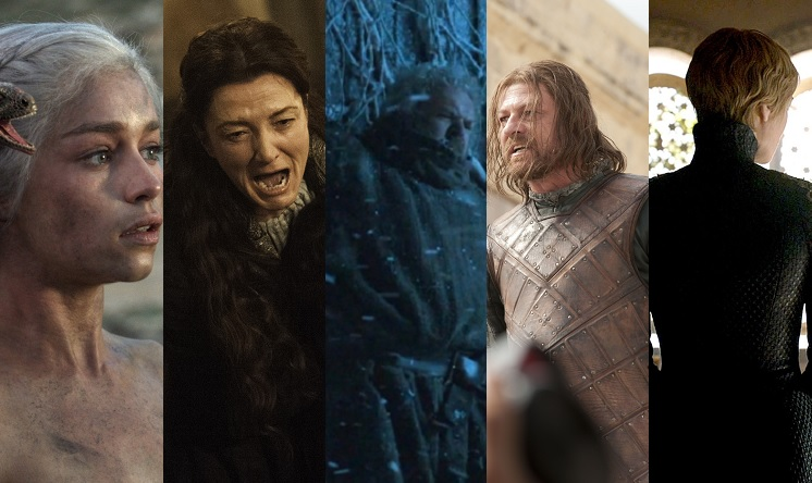 Greatest Moments Game Of Thrones