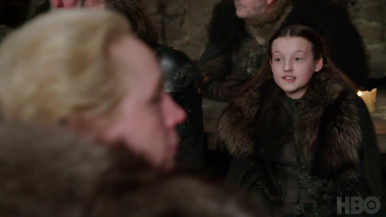 Lyanna Mormont Brienne
