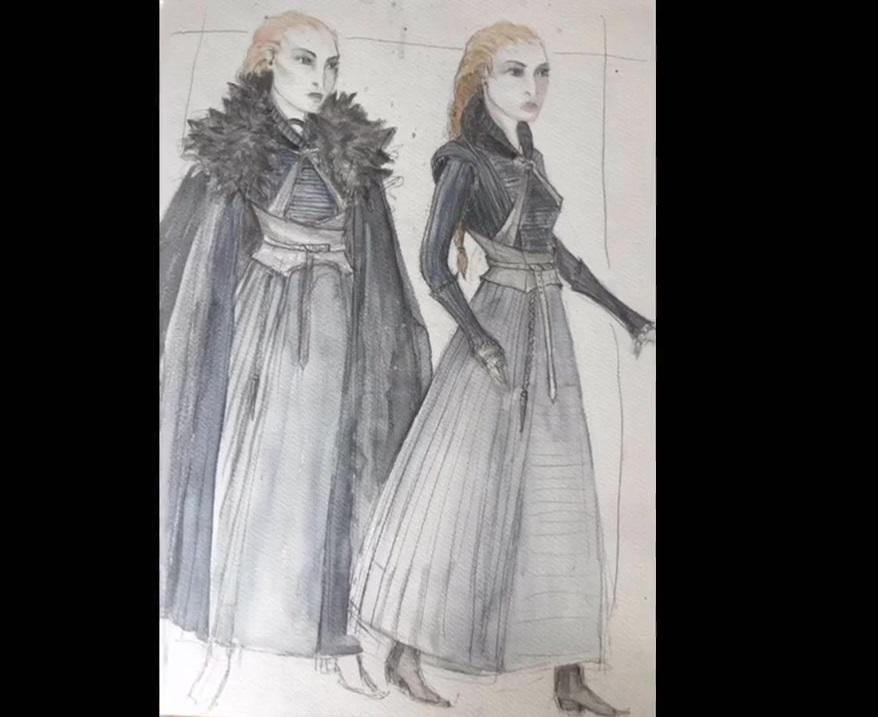 Sansa sketch