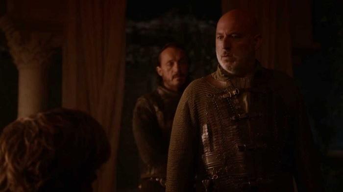 Tyrion Janos Slynt Bronn