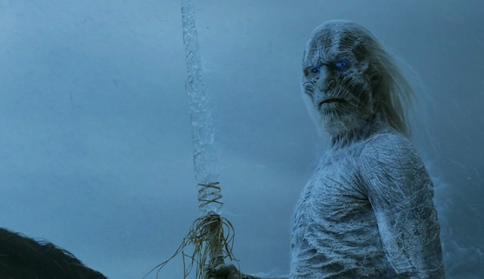 White Walker season 2 finale