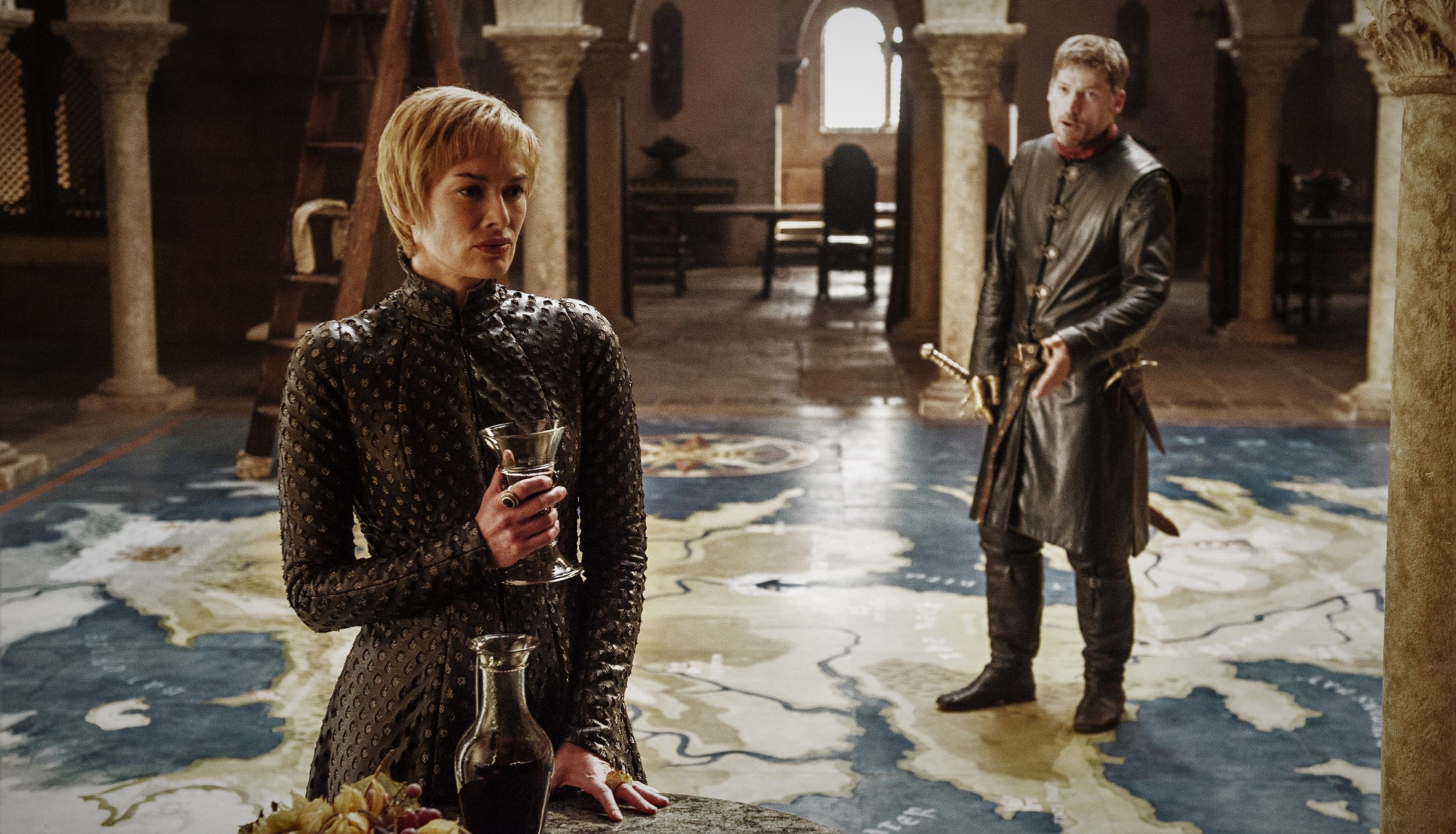 Cersei, Jaime, and relationship counseling