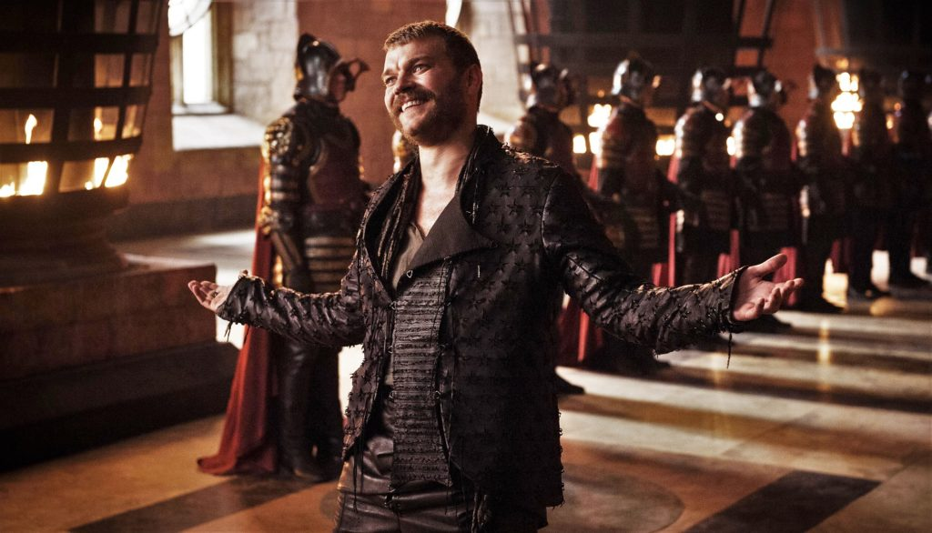 Euron is happy piracy is alive and well
