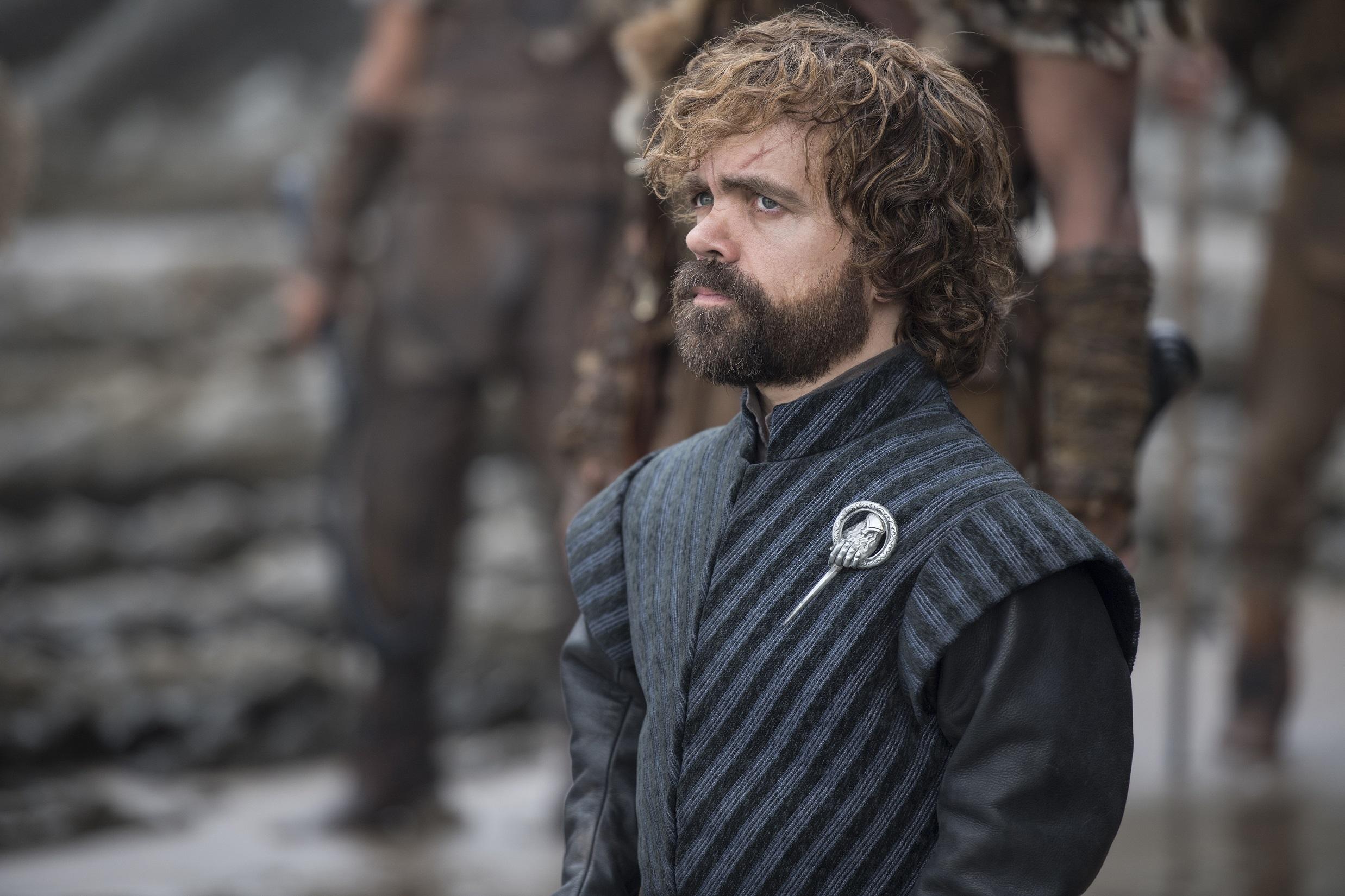 703 - Dragonstone - Tyrion 1