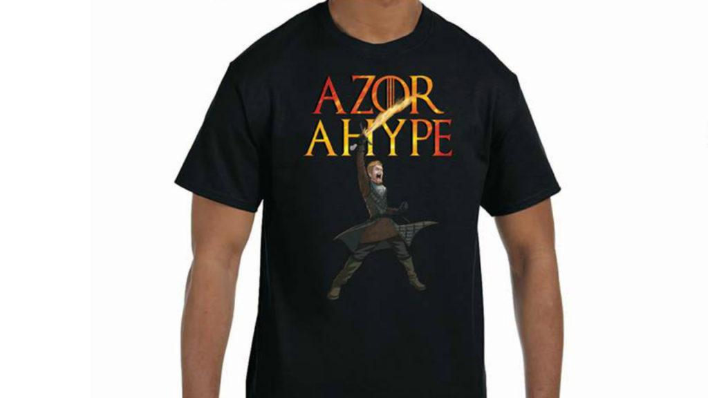 AZORAHYPESHIRT