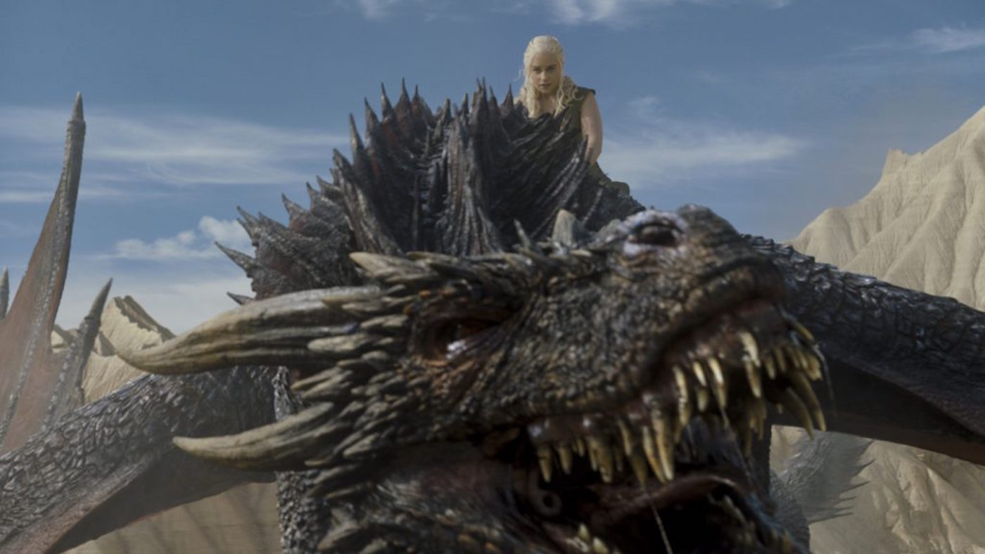 Blood of My Blood_Dany & Drogon