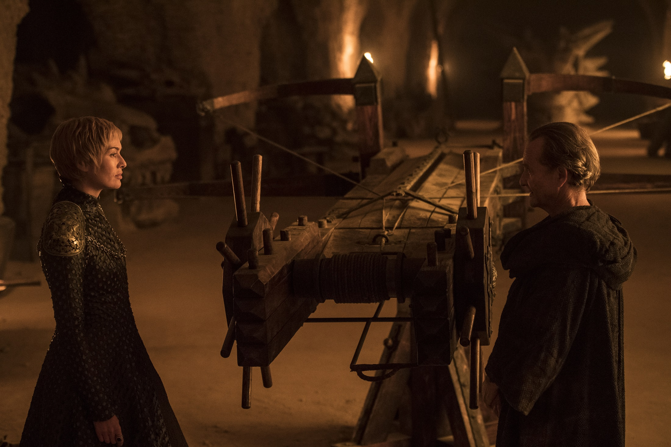 Cersei Qyburn Stormborn